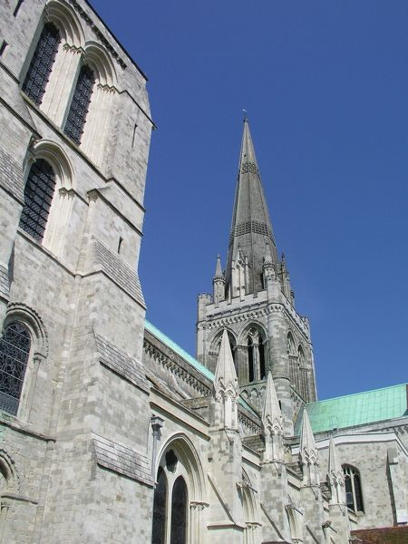 Chichester Cathedral, Chichester, Sussex For commercial use please contact Photoslot at website:   skype: photoslot