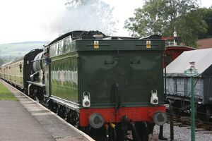 King Edward 1 arriving at Washford, Somerset