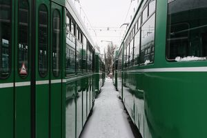 Trams (Selection of 9 Items)