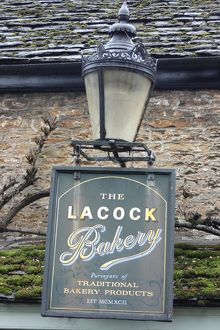 The Lacock Bakery, Lacock, Wiltshire