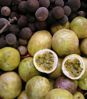 <b>Passion fruit</b><br>Selection of 1 items